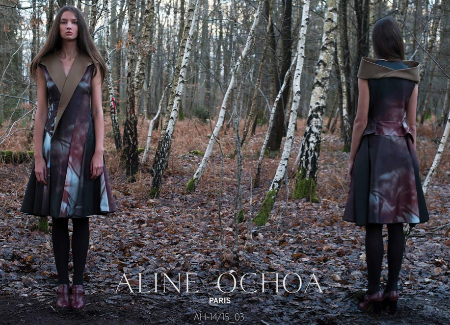 ALINE OCHOA AUTUMN/WINTER 14/15